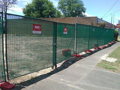 Ballarat Gates Automated Slide Gates